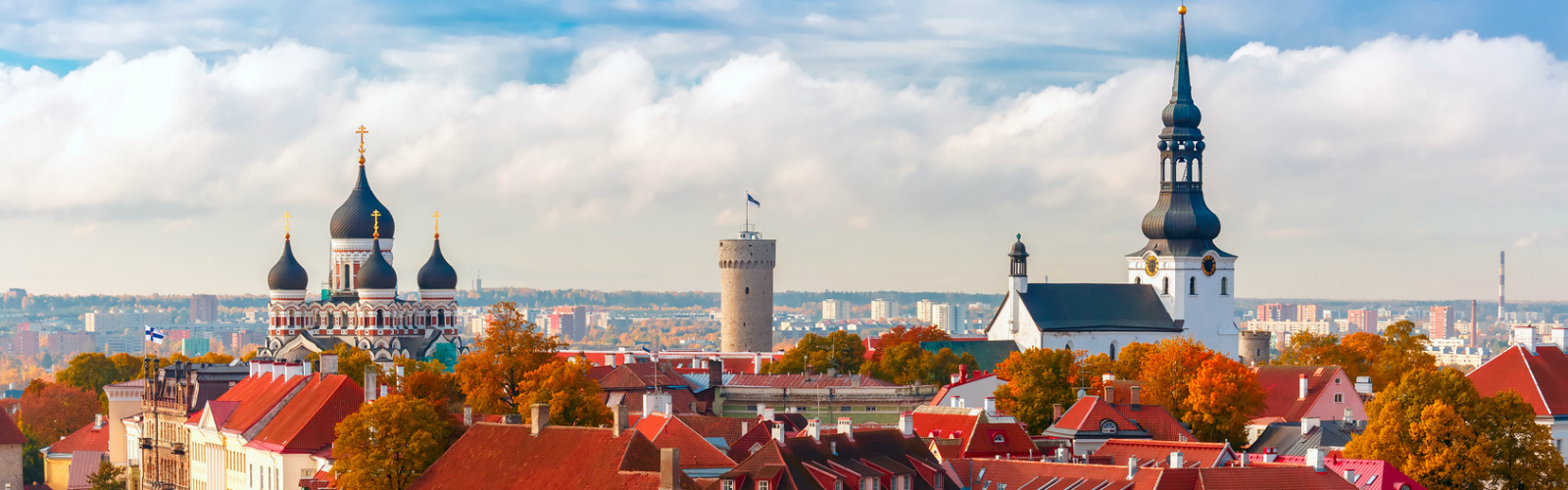 Op Stedentrip naar Tallinn